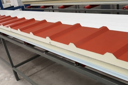brick roof panel